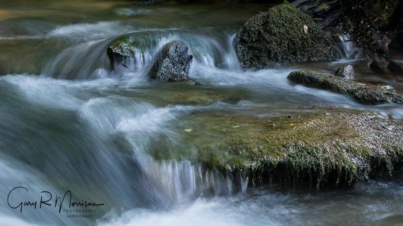 Mill Creek Rocks Spring Mill SP Indiana