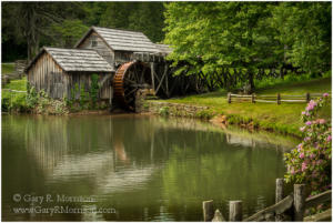 Mabry Mill, Meadows of Dan, Virginia