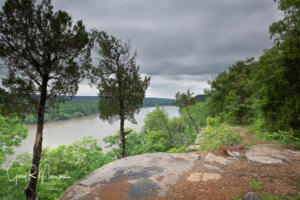 Overlooking the Ohio River Harrison County IN